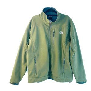 The North Face Apex Men's Olive Green jacket